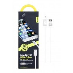AS116 Cable Magnetico para Micro USB