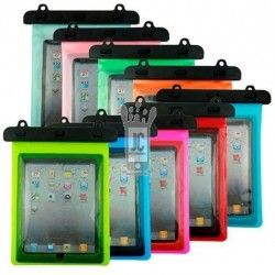 "Funda Waterproof Tablet hasta 7"" Naranja"