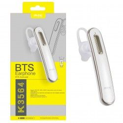 K3564  Auricular Bluetooth QueenBee Blanco