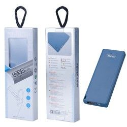 DT935 AZ Power Bank Neptuno 8000mAh , Azul