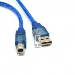 Cable Usb impresora AM/BM 1.5m NP-W326