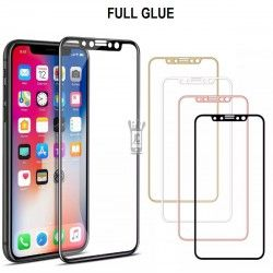 Oppo A5 2020 Protector Full Glue  Negro