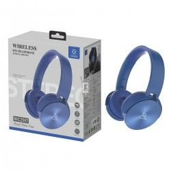 WOOX WC2597 CASCO AURICULAR INALAMBRICO BLUETOOTH 4.2 AZUL