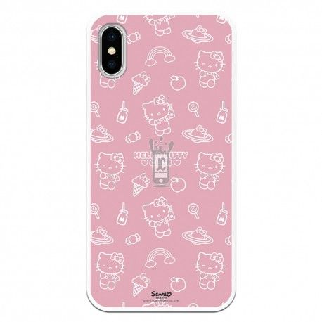Funda Hello Kitty club guiño