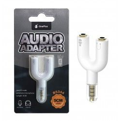 ADAPTADOR IPHONE ORIGINAL LIGHTNING TO HEADPHONE JACK