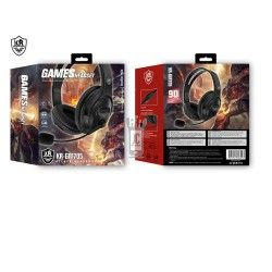 GM705 Auriculares Casco Gaming