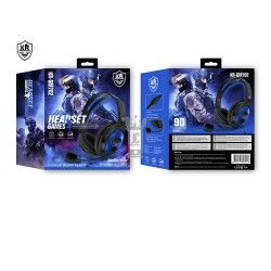 GM702 Auriculares Casco Gaming
