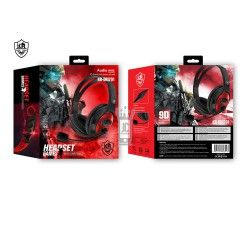 GM701 Auriculares Casco Gaming