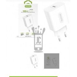 One Max Cargador de Red  Micro Usb 2,4 A 2 USB Blanco