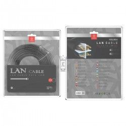 WOOX WB2884 LAN CABLE CAT6 20M NEGRO